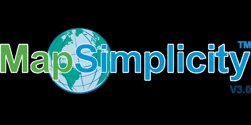 MapSimplicity 3.0