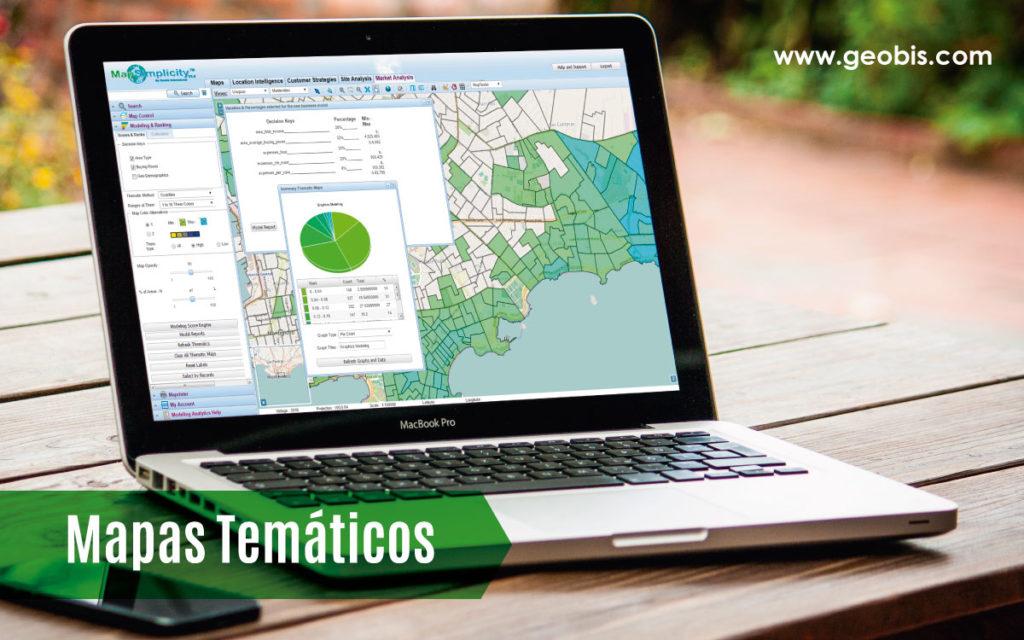 Mapas Tematicos - Análisis de Mercados