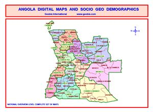 Africa Digital Digital Maps and Geo-Demographics